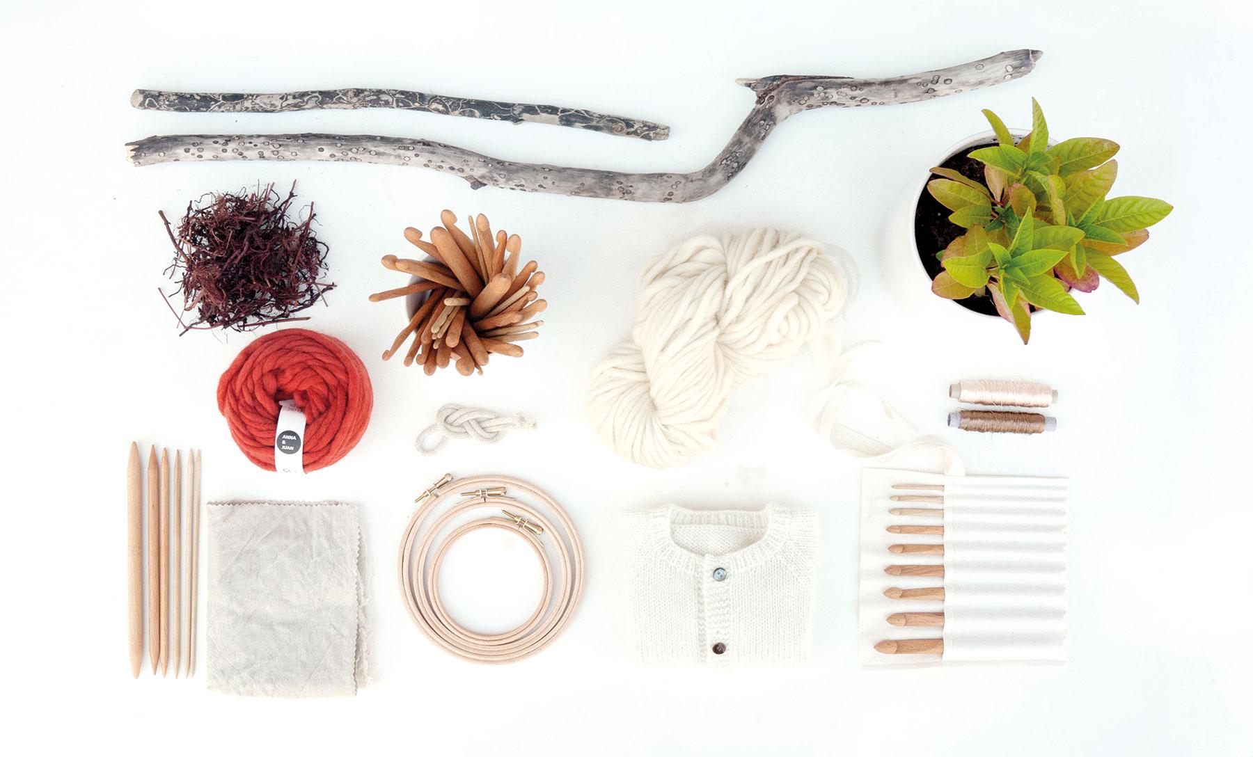 Anna & Juan – Wool Shop