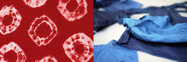 Anna & Juan – Dyeing Workshop