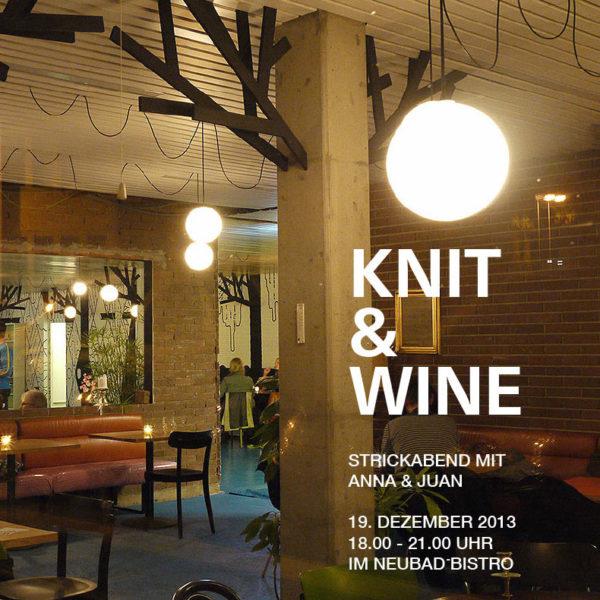 Knit & Wine