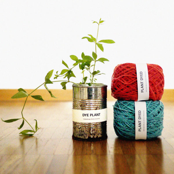 Anna & Juan – Sustainable Textiles and Natural Dyes
