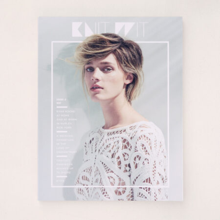 Knit Wit Magazine – Issue 2