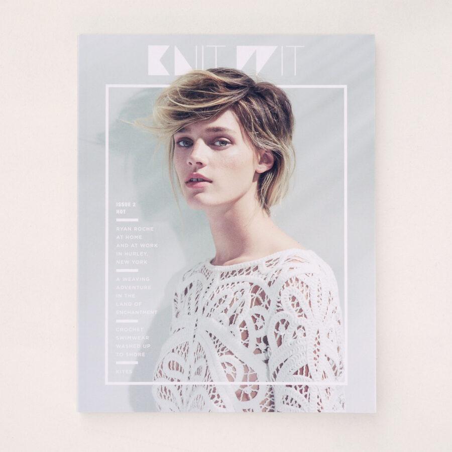 Knit Wit Magazine – Issue 2
