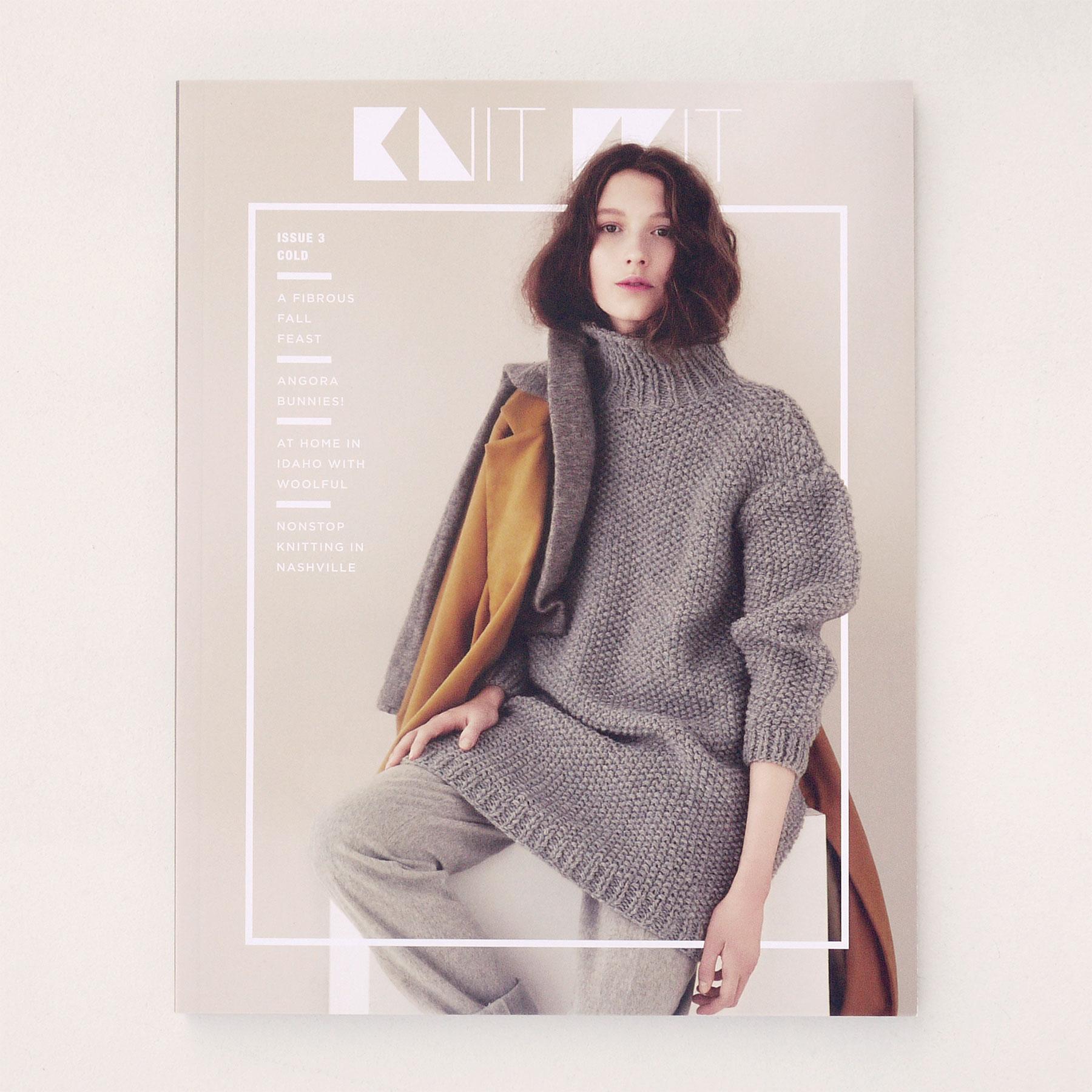 Knit Wit Magazine – Issue 3