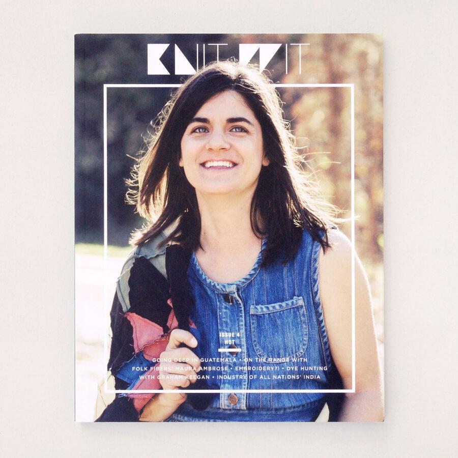 Knit Wit Magazine – Issue 4
