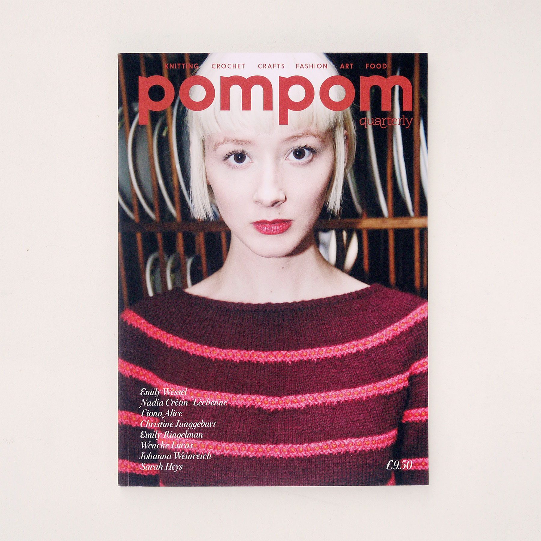 Pompom Magazine – Issue 10