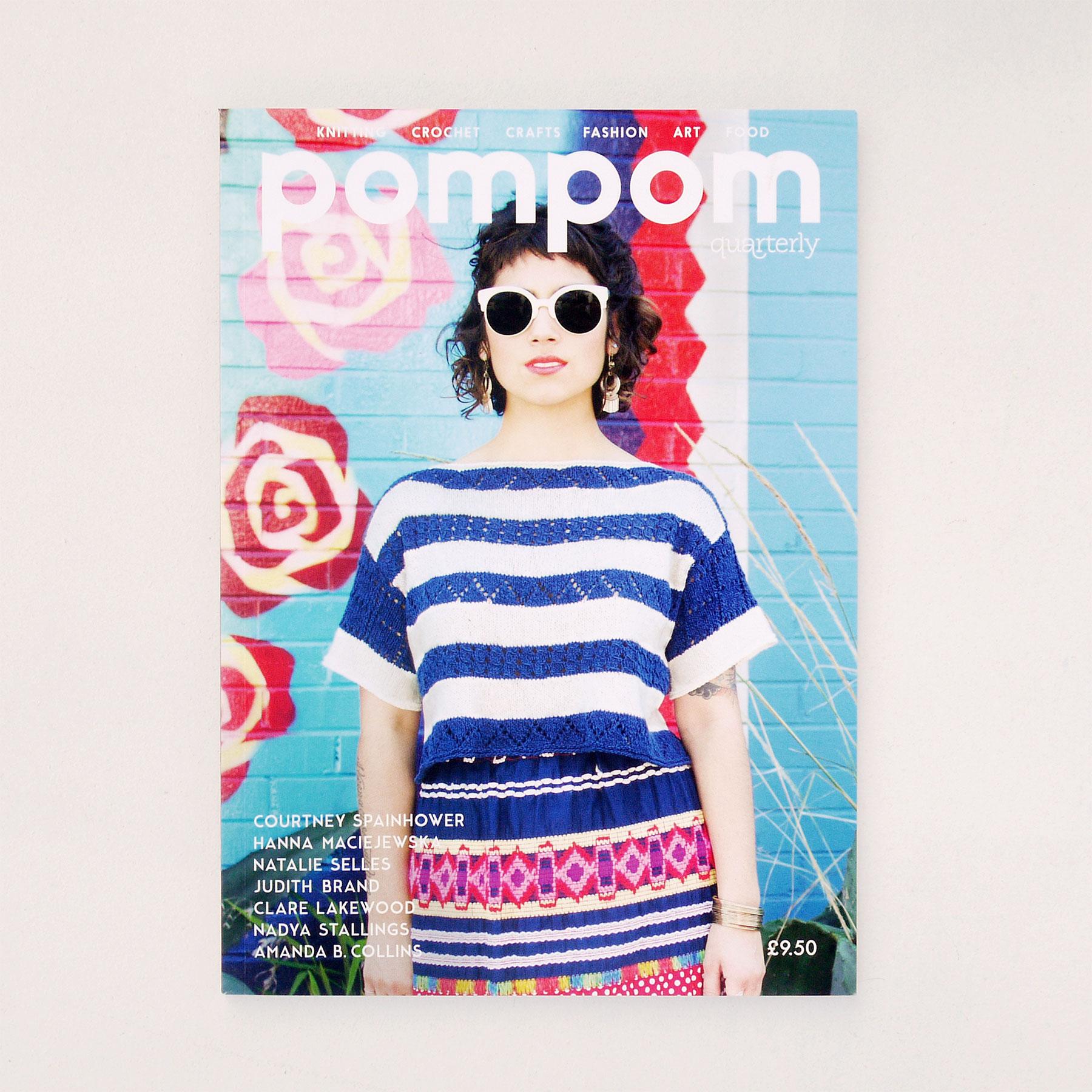 Pompom Magazine – Issue 13