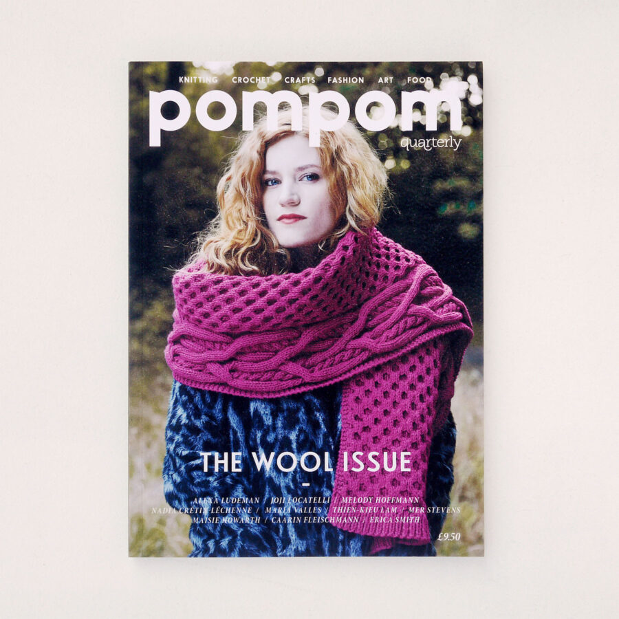Pompom Magazine – Issue 14
