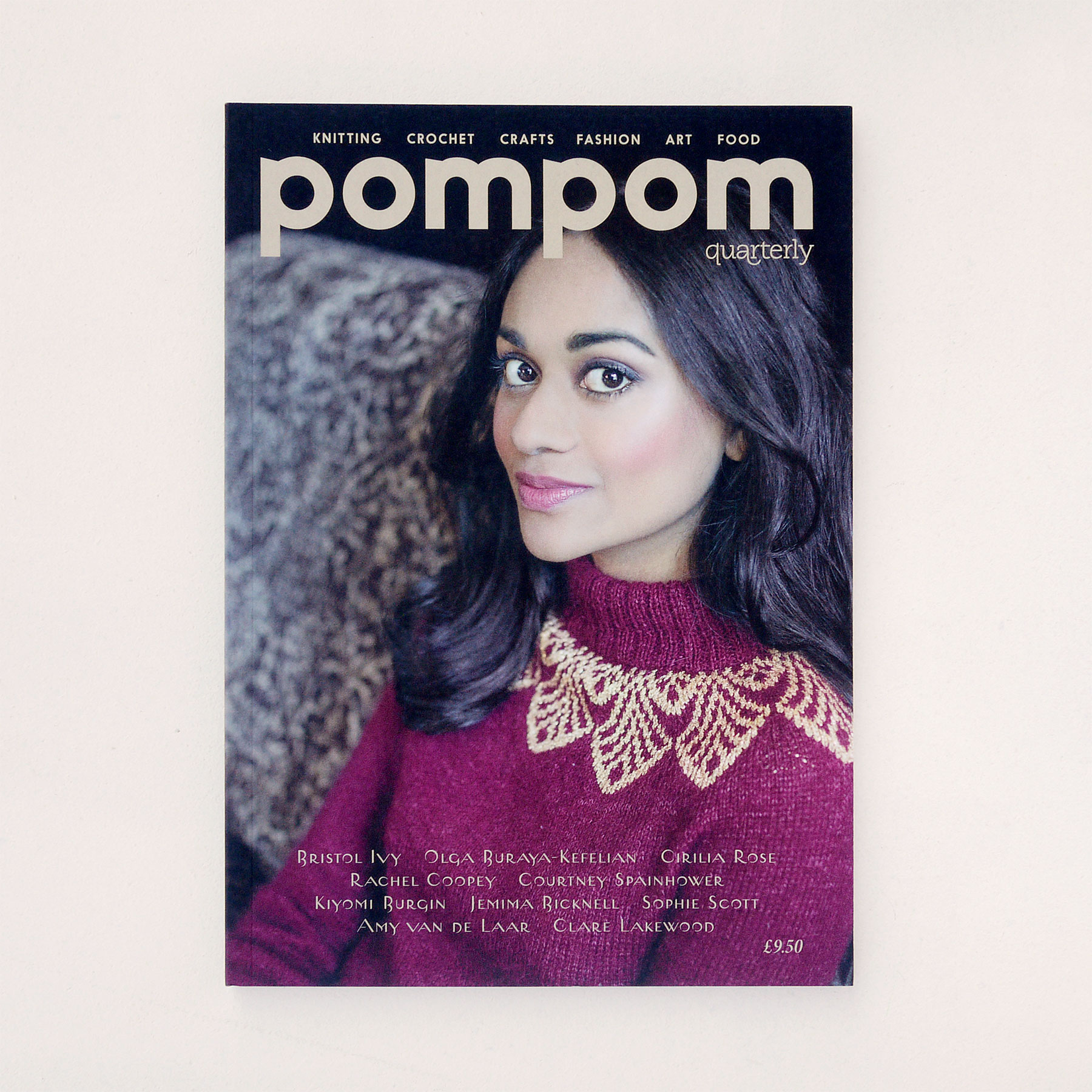 Pompom Magazine – Issue 15
