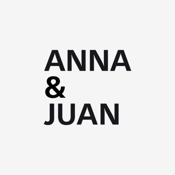 Anna & Juan Logo