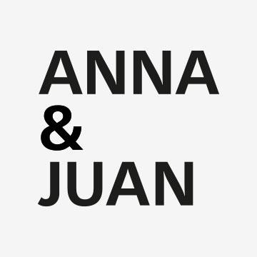 Anna & Juan – Logo