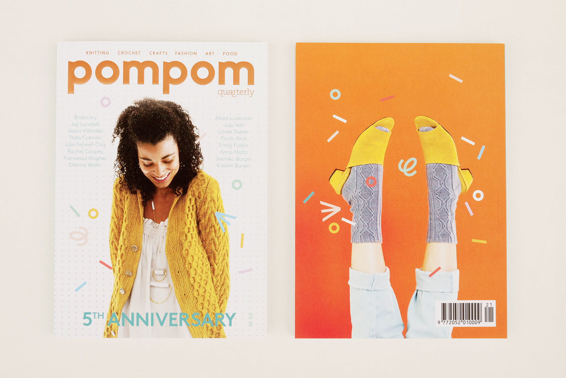 Pompom Magazine – Issue 21
