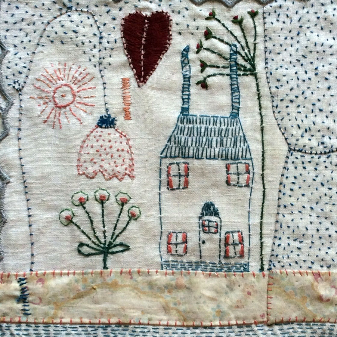 Jessie Chorley – Embroidery – Stitched Story Books