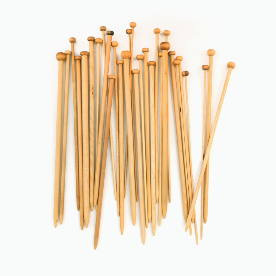wood knitting needles handmade wood knitting needles size. Black Bedroom Furniture Sets. Home Design Ideas
