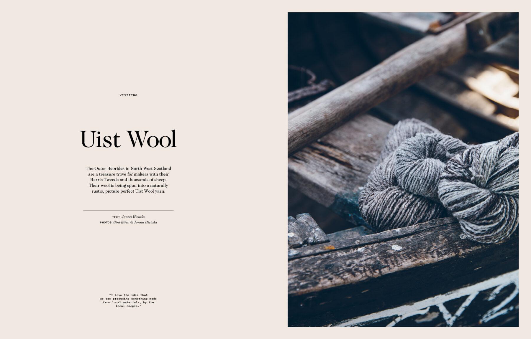 Laine Magazine – Issue 3 – Seiten 26 - 27