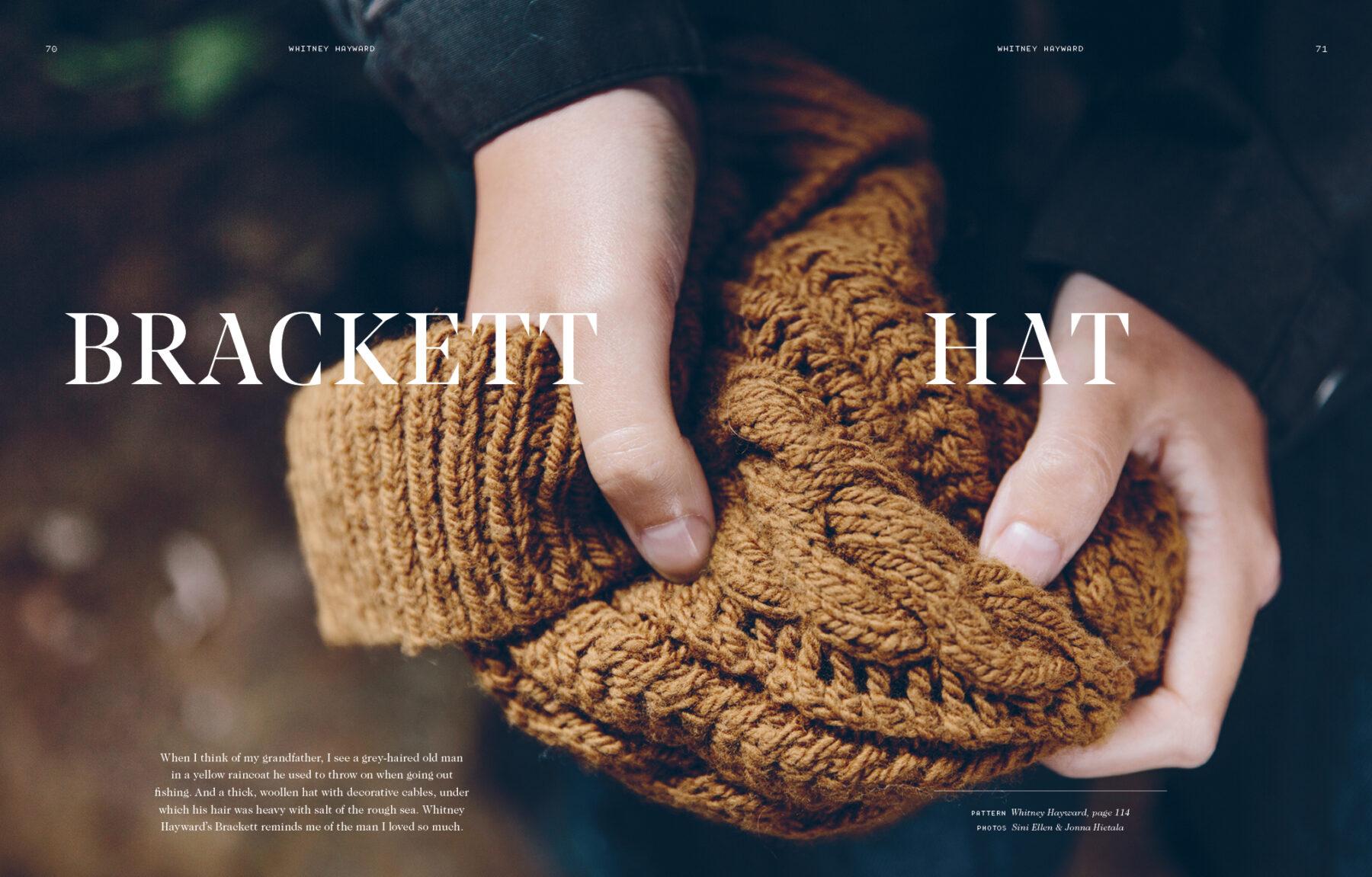 Laine Magazine – Issue 3 – Seiten 70 - 71