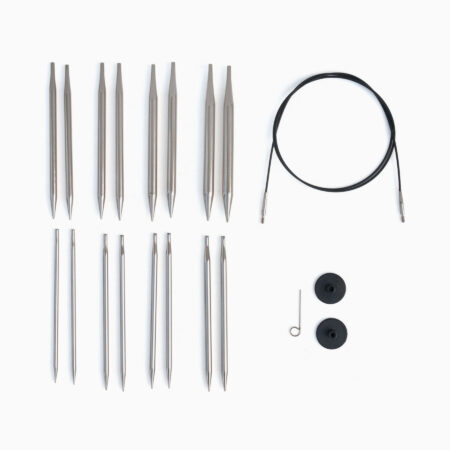 Circular Knitting Needles KnitPro – Nova Metal Deluxe