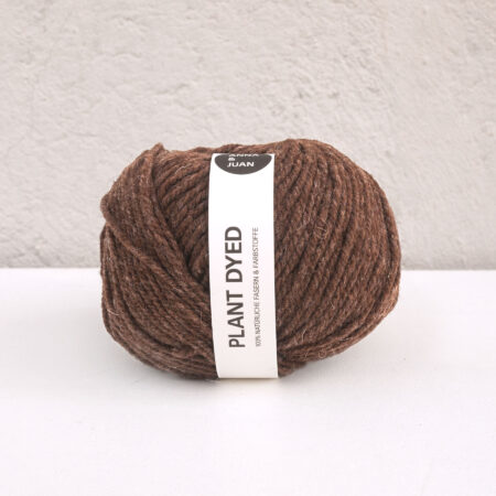 Anna & Juan Wolle «French Merino Twisted» – DK - Worsted Weight – ungefärbt