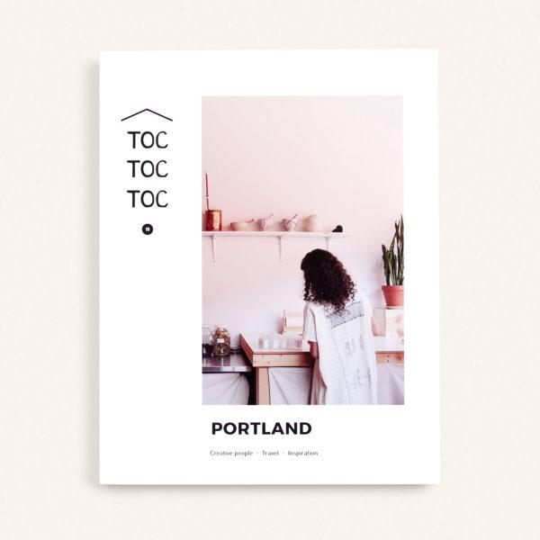 Toc Toc Toc Magazine – Issue 16 – Portland