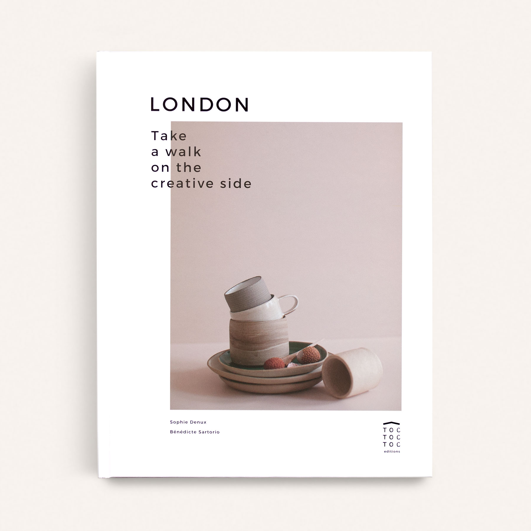 London – Take a Walk on the Creative Side – Toc Toc Toc