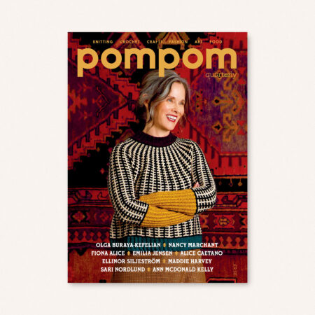 Pompom Magazine – Issue 22