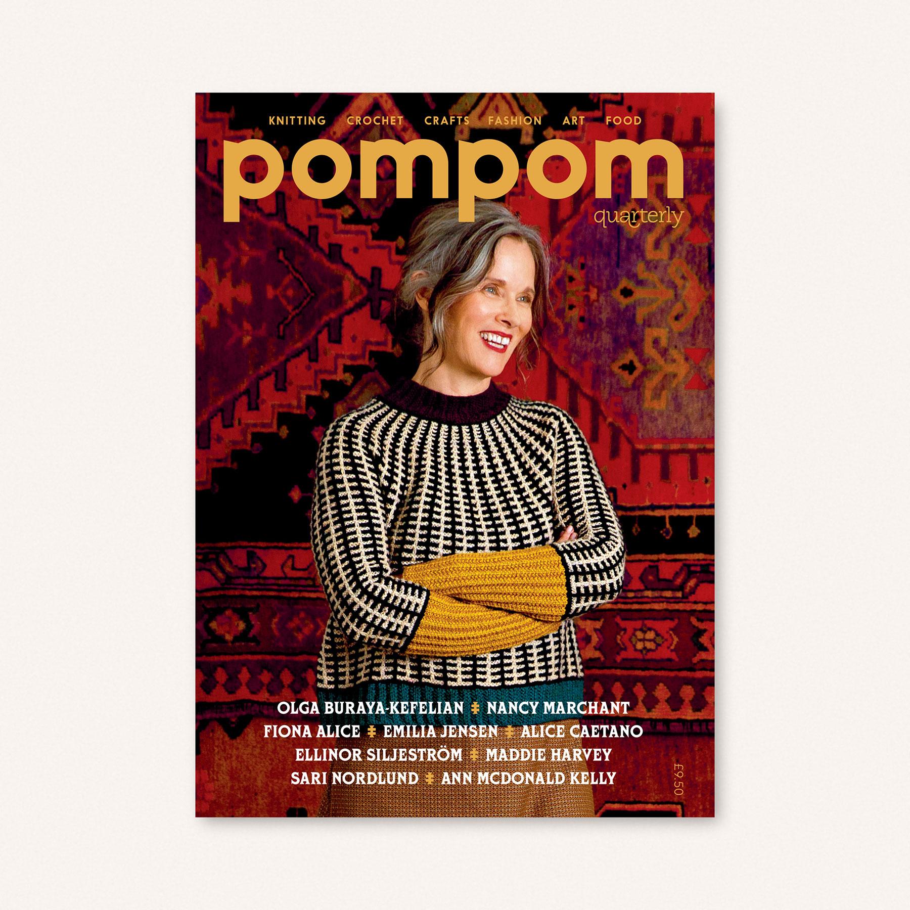 Pompom Magazine – Issue 22