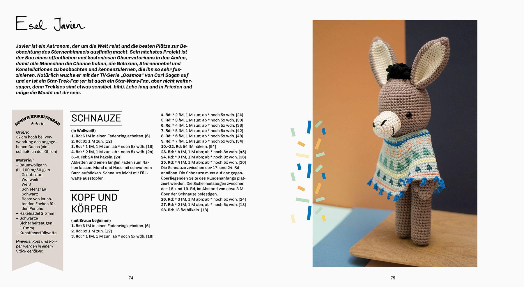 Pica Pau Und Ihre Häkelfreunde Yan Schenkel German Edition